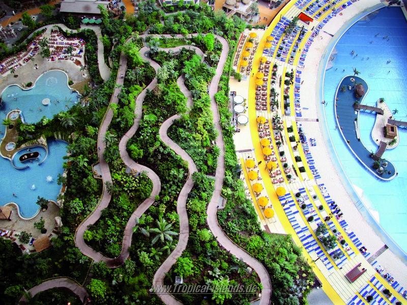 imprezy firmowe na wigilie - wyspy tropikalne pod Berlinem