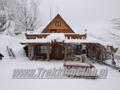 Chata Koliba: Wielka Racza, Dedovka, Oszczadnica.