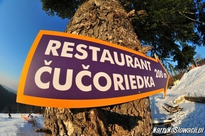 Restauracja Cucoriedka, Dedovka, Oszczadnica, Wielka Racza