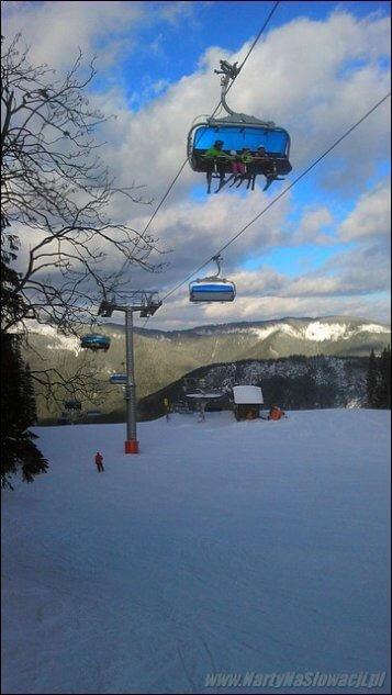Rohacze - narty na Słowacji, narty z Katowic, narty słowacja rohacze