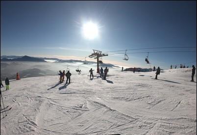 Kubińska hola narty z Katowic, narty na Słowacji, słowacja kubinska,